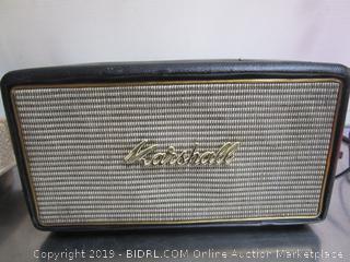 Marshall stanmore Voice Speaker Item