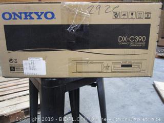 Onkyo Disc Changer Cd