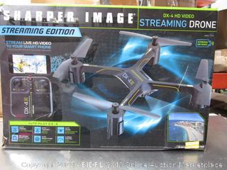Sharper Image Drone Streamin Edition