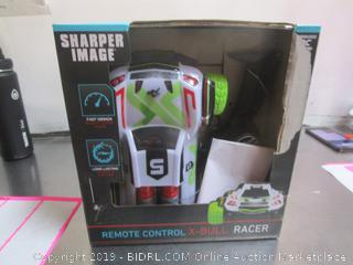Sharp Image Remote Control Racer