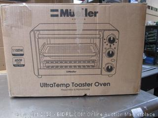 Ultra Temp Toaster Oven