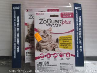 Zo Guard Plus For Cats