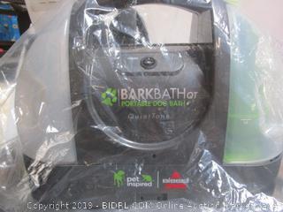 Bark Bath Portable Dog BAth