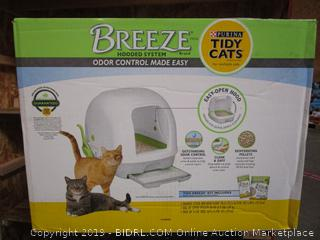 Purina Tidy Cat Breeze Hooded System