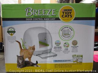 Breeze Purina Tidy Cat