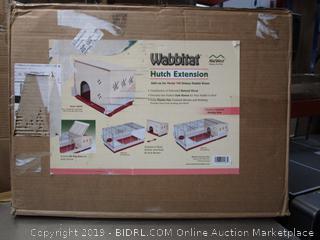 Wabbitat Hutch Extension