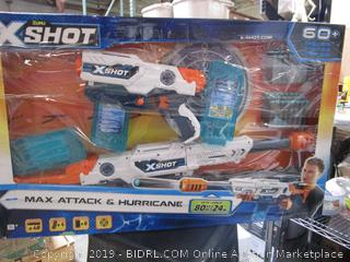 X Shot Shooter Toy