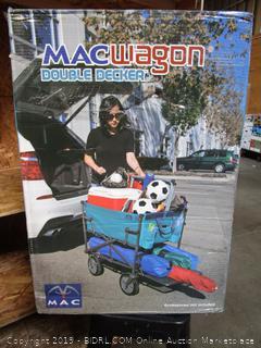 Mac Wagon Double Decker