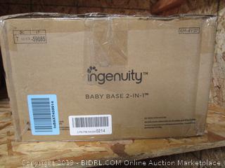 Ingenuity Baby Base