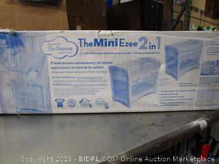 The Mini Ezze 2 in 1 Crib
