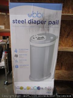 Obbi Steel Diaper PAil