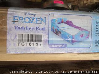Frozen Toddler Bed Pieces