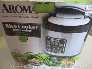 Aroma Rice (Dented)