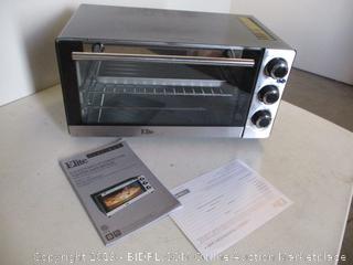 Elite Platinum Toaster Oven