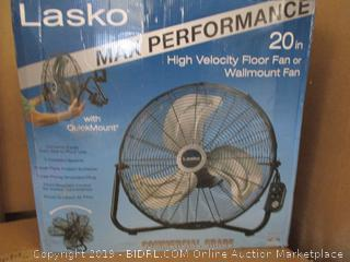 Lasko Max Performance Fan