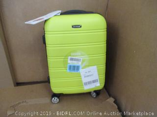 Rockland Melbourne Collection Luggage (Broken Caster)