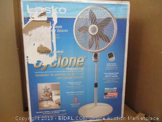 Lasko Cyclone Pedestal Fan