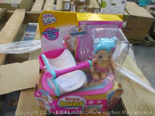 Little Live Bizzy bub We Love to Play batteries not included See Pictures