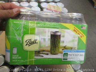Ball Pint & Half Jars