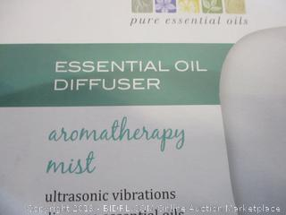 Aura Cacia Essential Oil Diffuser Aromatherapy Mist