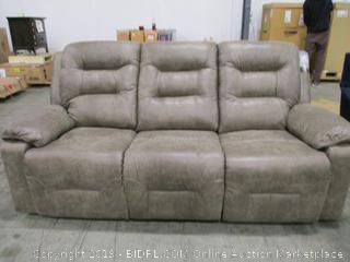 Signature Design Reclining Sofa