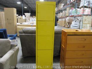 5 Tier Storage Locker