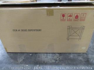 Samara Outdoor Industrial Bar Cart