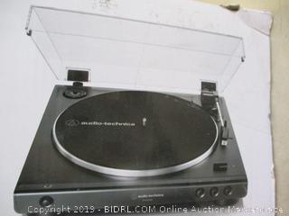 Audio -Technica Fully Automatic Belt Drive Stereo Turntable AT-LP60XUSB