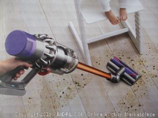 Dyson Cyclone V10 Absolute Lightweight Cordless Stick Vacuum Cleaner (Powers On, $497 Retail)