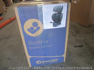 Maxi-Cosi Rodifix Booster Car Seat, Nomad Black, One Size ($199 Retail)
