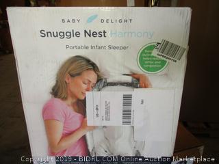 Snuggle Nest Harmony Portable Infant Sleeper