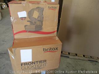 Britax Pioneer Combination Harness-2-Booster Car Seat (Box Does not Match Item, Damaged, $189 Retail)