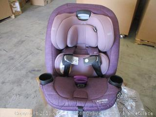 Maxi-Cosi Magellan Max All-in-One Convertible Car Seat with 5 Modes and Magnetic Chest Clip, Nomad Purple ($399 Retail)