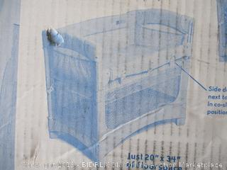 Arm's Reach Concepts Co-Sleeper Bassinet, Ideal 3 In 1.  (Factory Sealed, $249 Retail)