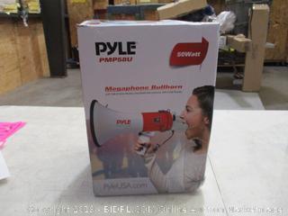 Megaphone Bullhorn