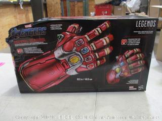 Marvel Avengers Legends Gloves (Box Damaged)