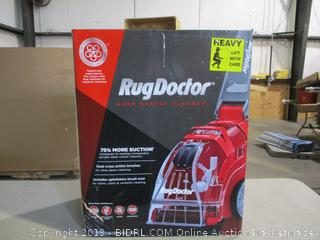 RugDoctor Carpet Cleaner (Sealed)