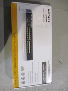 Netgear ProSafe Gigabit Ethernet Switch