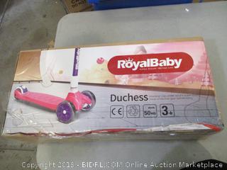 RoyalBaby Duchess Scooter