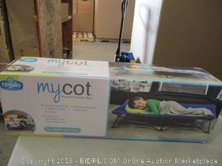 My Cot Portable Toddler Bed