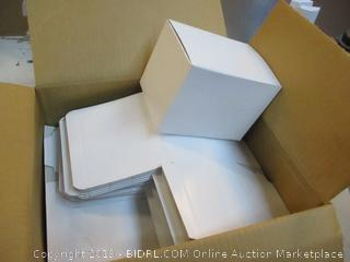 Gift Boxes box lot 6x4 1/2x4 1/2 in