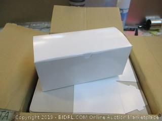 Boxes 9x4x4 in