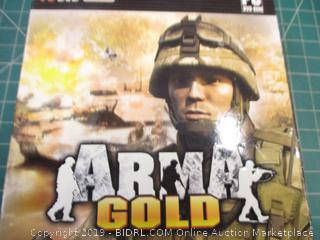 PC DVD Online Army Gold