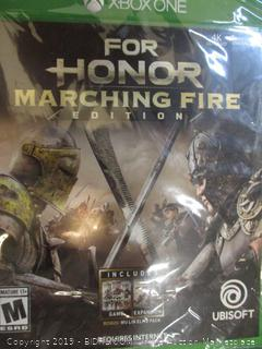 XBOXONE for Honor Marching Fire edition