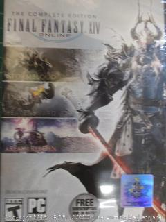 The Complete Edition Final Fantasy XIV On Line