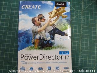 Cyber Link Create Power Director 17
