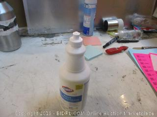 Clorox Health Care Bleach Germicidal Cleaner