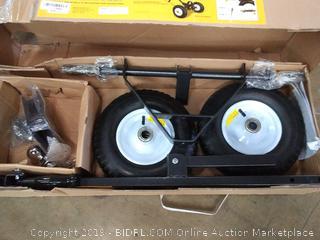 MaxxHaul 70881 Dual-Pull Trailer Dolly