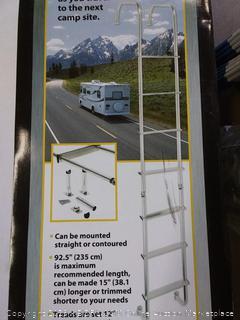 (Wall A)Universal interior RV ladder