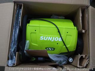 Electric Scarifier Lawn Dethatcher Collection Bag Outdoor Garden